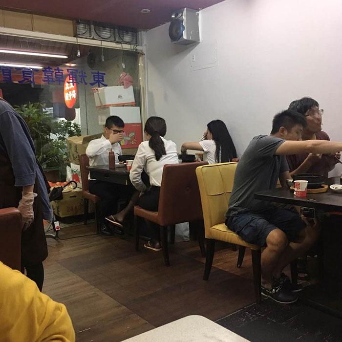 대만 회사원이 추천하는 감자탕 맛집 '동휘 한식당'