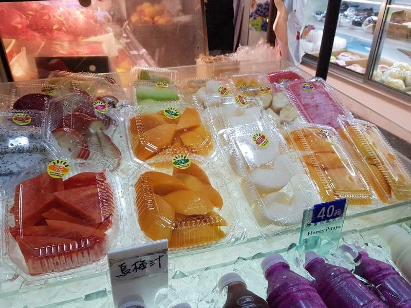 대만 회사원이 추천하는 대만 이색 과일