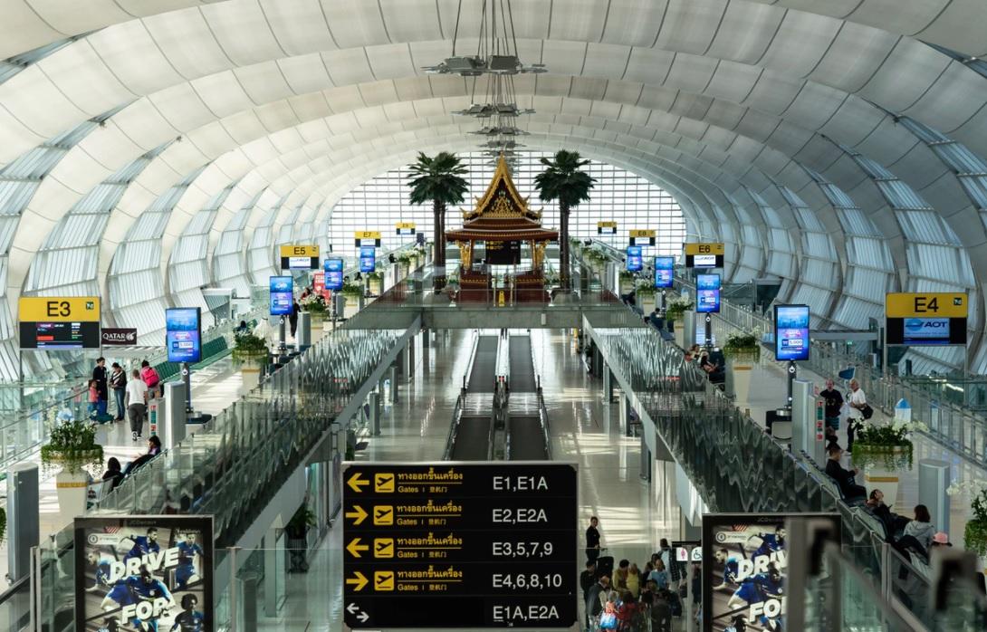 에바항공, 방콕행 여객기 운항 부분적 재개