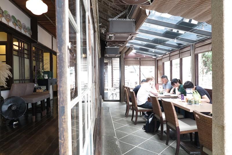 대만 회사원이 추천하는 용캉제 애프터눈티 맛집, 칭티엔치리우(青田七六, 청전칠육)
